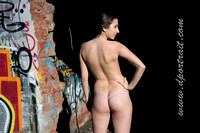 Alice - almost naked, Wicked Weasel g-string