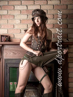 Alice - Steampunk Soldier - 157 images