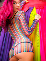 Jem Sparkles - Holy Rainbow Microminimus Wicked Weasel